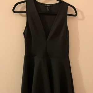 F21 Low Cut dress - size medium
